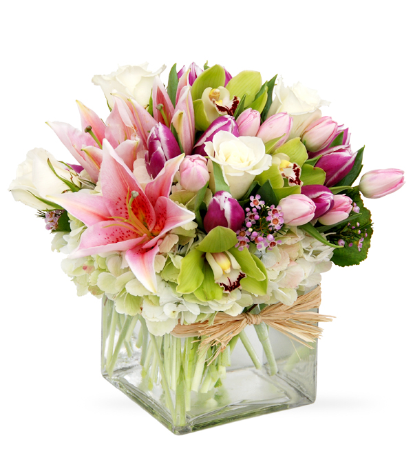 Fresh Love flower arrangement
